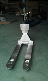 1.5噸不銹鋼叉車秤
