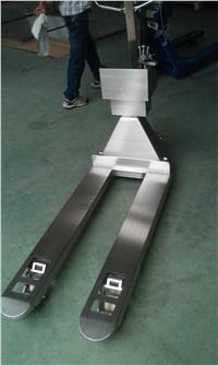 2噸不銹鋼叉車秤