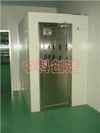 双人双吹风淋室 1240×2000×2180 双人双吹风淋室生产厂家 风淋室安装检测