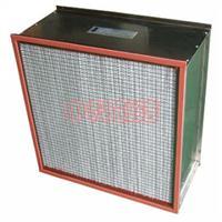 耐高温高效过滤器,耐350度高温过滤器生产厂家