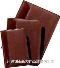 采购仿皮笔记本广州深圳大祥皮具厂送活页笔记本
