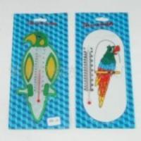 廠家直銷園林溫度計動物園用溫度計苗圃溫度計紙板溫度計工藝品 sc10088
