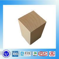 萍鄉百盛蜂窩陶瓷蓄熱體 100*100*300