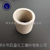 萍鄉百盛耐熱陶瓷拉西環,陶瓷填料