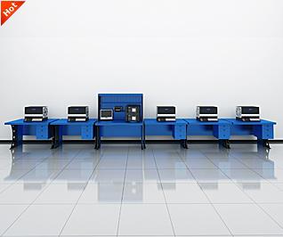 DTC500QT 群控温度自动校验系统
