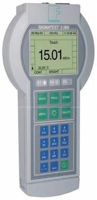 德國FOERSTER便攜式電導率測量儀 SIGMATEST?2.069