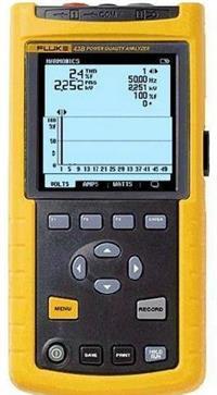美國福祿克電能質量分析 Fluke43B
