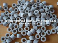 6mm ceramic raschig ring packing for mass transfer
