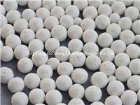 China factory direct sale ceramic ball with micro-porous