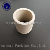 China factory direct sale 10mm ceramic rasching ring