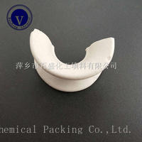 China factory direct sale tower packing Ceramic Saddle
