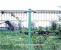 厂家供应双圈护栏网 双圈隔离栅 三角折弯护栏网