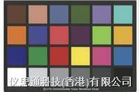 Munsell24色卡-色彩測試標板 ColorChecker Chart(24 colors)