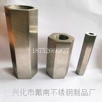 五金加工件專用316不銹鋼六角管 拉絲拋光八角管異型管