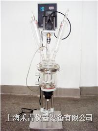 0.5L双层玻璃反应釜