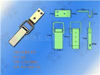 供應扁嘴搭扣,鍍彩重型搭扣,軍用搭扣,橋架搭扣,卡環
