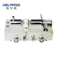 HPS28004 SMD贴片专用夹具(镀金盒式)
