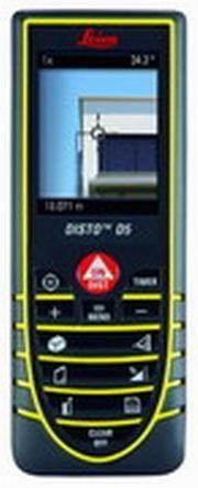徠卡D5測距儀 徠卡D5
