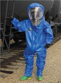 氣體致密型化學防護服 INT640