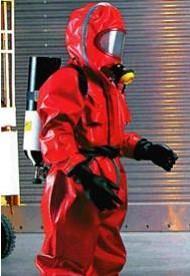 斯博瑞安液體致密型化學防護服 訂貨號: 1400019A