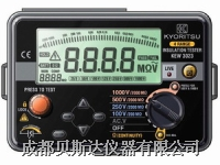 3023 數字式絕緣測試儀 3023