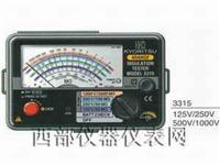 指針式絕緣測試儀 3315