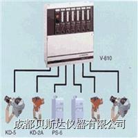 V-810 (壁掛式)可燃氣體、毒性氣體及氧氣檢測報警儀 V-810