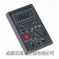 TES-1600 數字式絕緣測試器 TES-1600