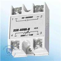 SSR-40DA-V 電阻型調壓 SSR-40DA-V