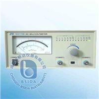 單指針交流毫伏表 SH2175B1