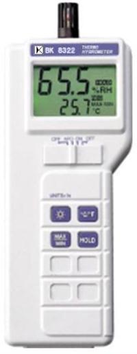 温度湿度湿球露点测量仪 BK8322