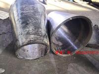 戴南不鏽鋼管有卷圓筒錐桶包車加工