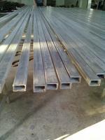 薄壁扁形的不鏽鋼無縫方管