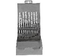 德国哈沃奇组套高速钢镀钛麻花钻头 KT6-153-669
