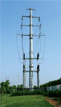 输电杆生产厂家  001