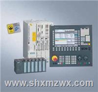 西门子810D数控系统维修