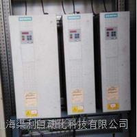 西门子6SE70变频器坏维修 6SE70系列维修