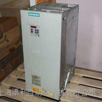 西门子制动单元报警A017维修 6SE70变频器维修