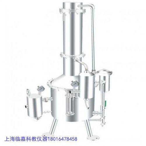 数量多不锈钢电热蒸馏水器(自控) ?DZ5Z