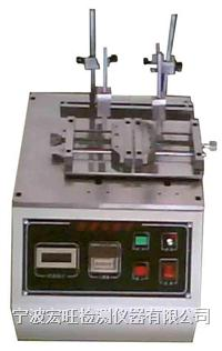 酒精橡皮耐磨試驗機