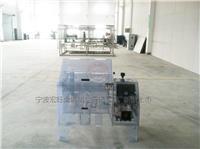 全透明鹽霧腐蝕試驗箱實驗過程可全程觀看 HW-60TM