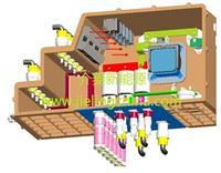 新能源電動汽車高壓配電箱/高壓配電盒(PDU) Power Distribution Unit NEV-JLPDU200024