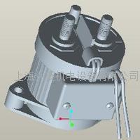 400A高壓直流接觸器/高壓直流繼電器/EV繼電器 DC-400A/900VDC