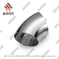 45°焊接式彎頭 SM0211004