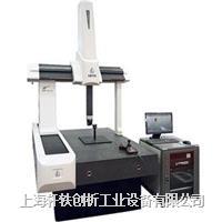 影像接触复合型三坐标测量机
