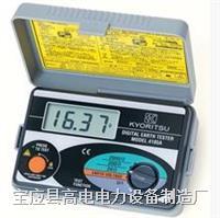 KEW4105A接地电阻测试仪