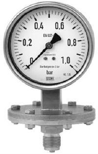 YPF-100、YPF-150 膜片壓力表