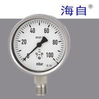 海自 YTU100S 耐硫壓力表 YTU-100S、YTU-150S