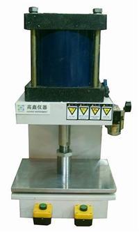 氣動式切試片機 GX-6060