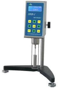 液晶式数字粘度计 SNB-1